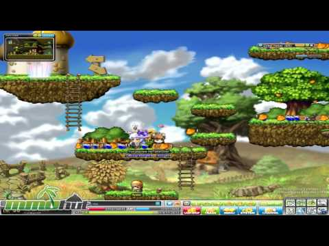 MapleStory Big Bang Update Gameplay HD