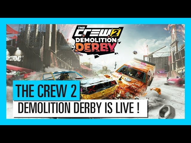 THE CREW 2 : Demolition Derby Launch Trailer | Ubisoft