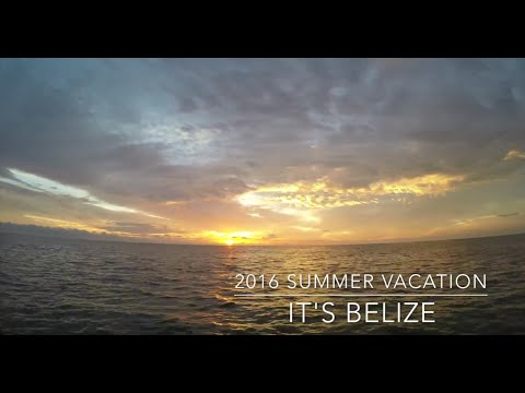 It's Belize (My Vacation Vlog)