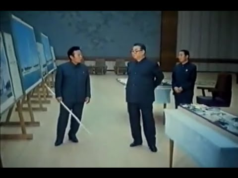 Kim Il Sung and Kim Jong Il made Korea into a paradise