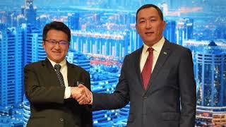 27th Republic of Kazakhstan's National Day at JW Marriott Hotel Kuala Lumpur