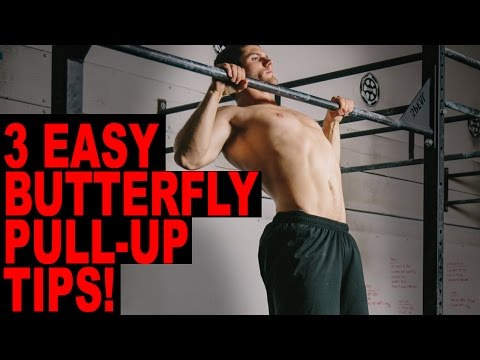 How To: Butterfly Pull-up for CrossFit