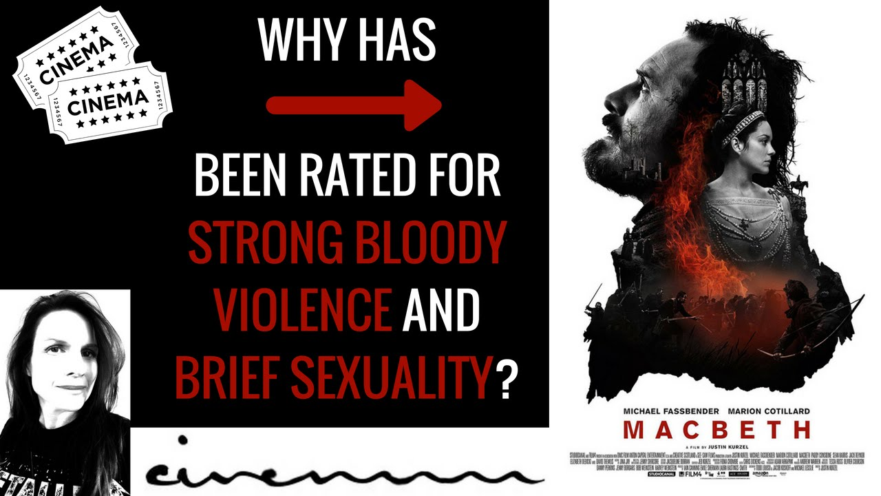 violence in macbeth Michael fassbender plays macbeth in scowling and mercurial  he is a warrior  traumatised both by the violence he has experienced and by.