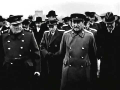 Черчилль о Сталине