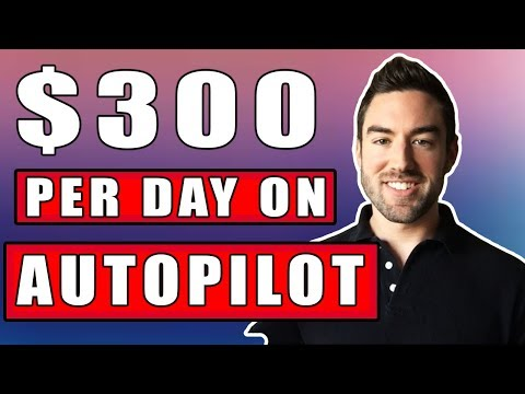 Make $300 Per Day With Automated Websites!