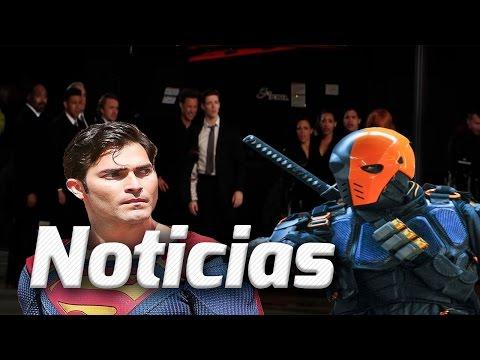 NOTICIAS! DEATHSTROKE & SUPERMAN REGRESAN, MUERTE EN FLASH, ¿YAO FEI VIVO?, CAT GRANT...Y MÁS!