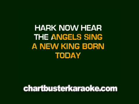Mary's Little Boy Child  (Chartbuster Karaoke)