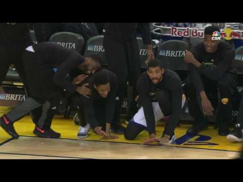 Charlotte Hornets at Golden State Warriors - February 1, 2017