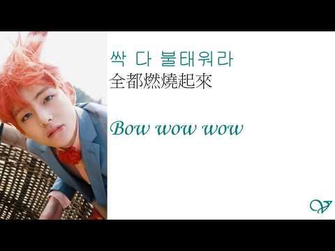 BTS - Fire《中韓字幕》