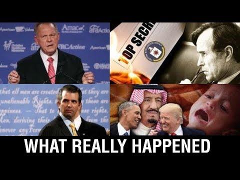 Sean Hannity Slams Roy Moore, Wikileaks Espionage In The DM's?