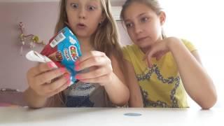 Пробуем вкусняшки из Болгарии:D
