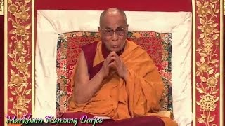 Dalai Lama - Tibetan New Year (Losar) 2014 - Message to the Tibetans (Minnesota)