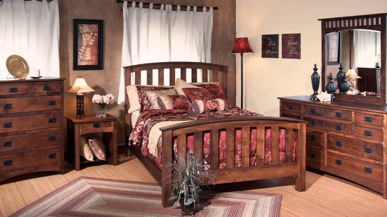 Wood Bedroom Furniture Houston, TX | Wood Bedroom Furniture Portland, OR