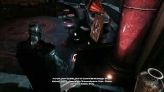 SER HÉROE ES DURO - BATMAN ARKHAM KNIGHT
