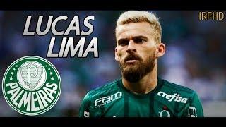 Lucas Lima ● Goals & Skills ● Palmeiras ● 2018 HD