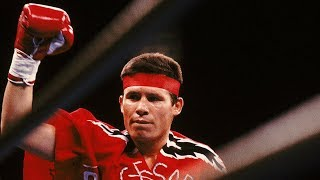 Julio Cesar Chavez - Defense Highlights