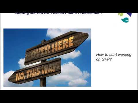 Influencing GPP - An NGO perspective