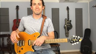 LIVE | Basic Music Theory And Developing Phrasing | Guitar Lesson