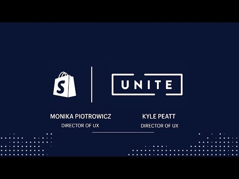 Shopify Polaris: A Design System for Better Shopify App UX (Shopify Unite  2017)