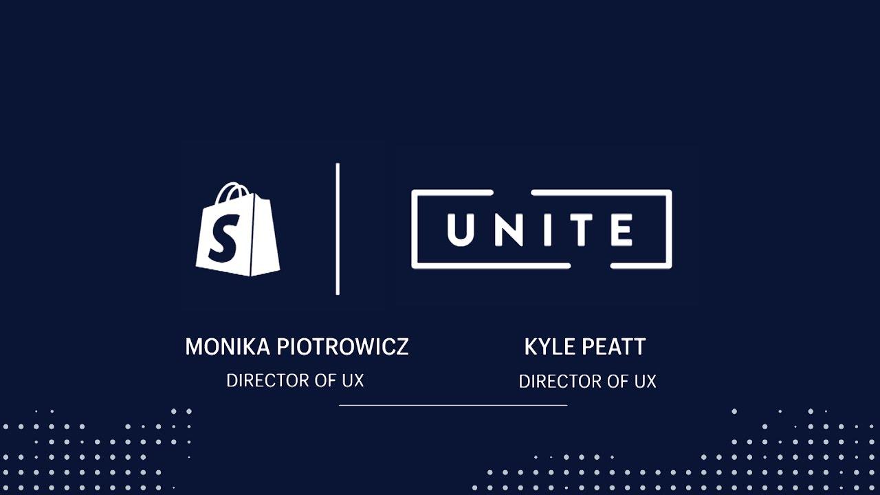 Shopify Polaris: A Design System for Better Shopify App UX (Shopify Unite  2017)