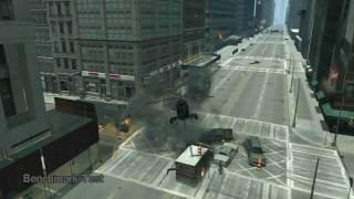 GTA  IV - Episodes From Liberty City Benchmark Maximum Settings 1080P HD