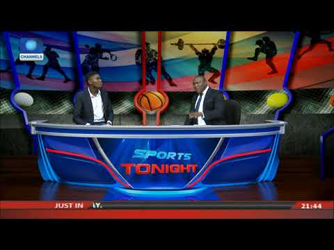 World Cup Qualifiers: 23 Super Eagles For Zambia Pt.2 |Sports Tonight|