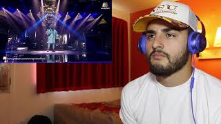 Play Video 'Set Fire To The Rain - Durian Masked   The Mask Singer Thailand Chase Reacts!'
