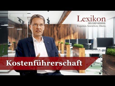 Lexikon des Chefwissens: Kostenführerschaft (Grundlagen Wachstum)