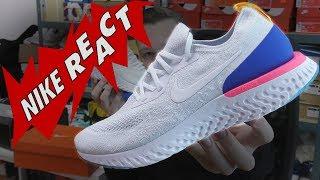 Najnowsze i najwygodniejsze buty Nike! Epic React Flyknit! Test nowego systemu On feet.