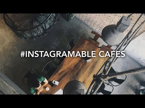 Instagram Aesthetics: Cafe Hopping in Saigon Vlog 📸 ☕️