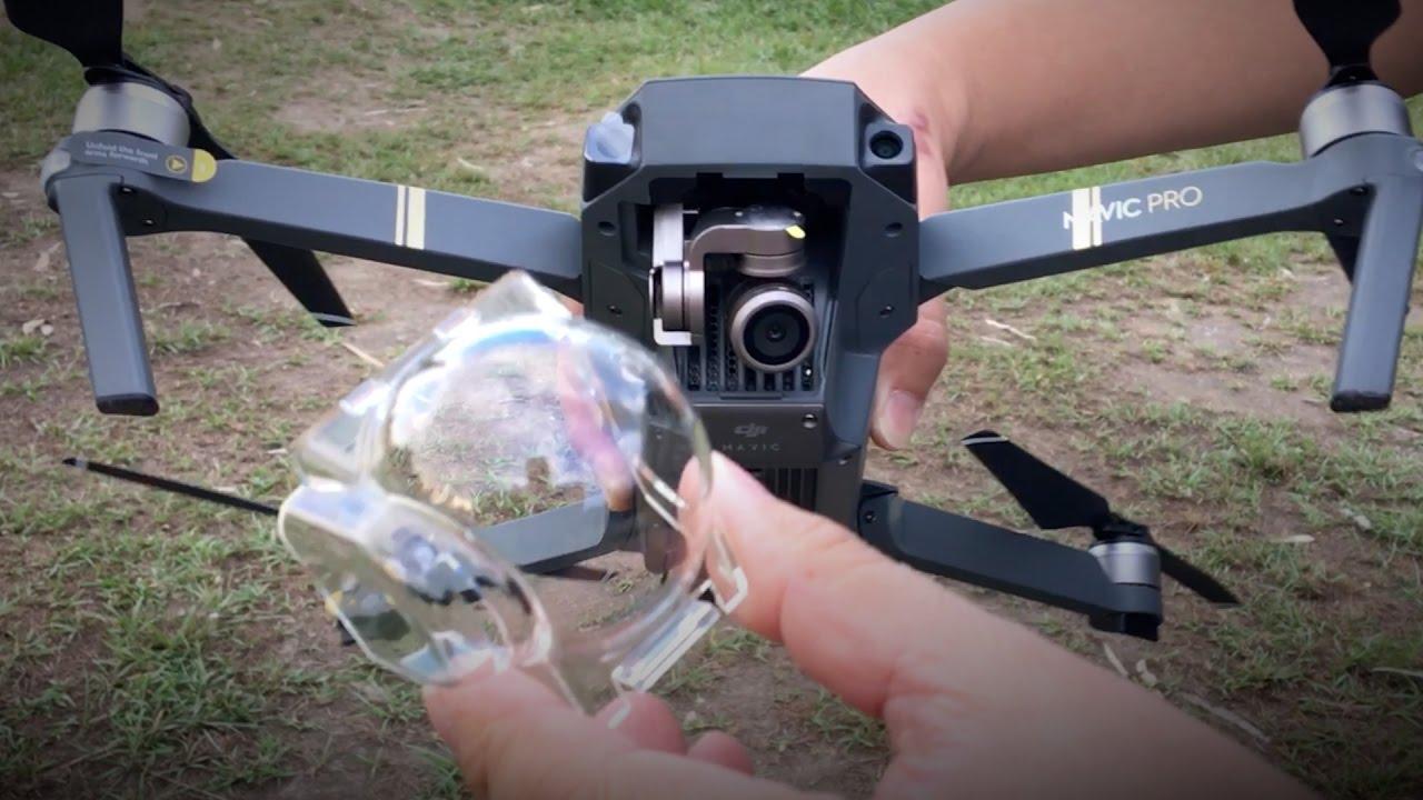 Чехол для dji mavic pro защита камеры жесткая mavik недорого