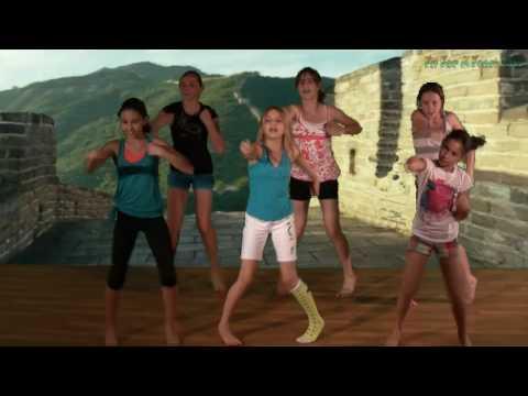 Justin Bieber Never Say Never Dance to Karate Kid 2010 Song Jaden Smith