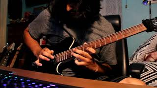 august burns red - three fountains | guitar cover