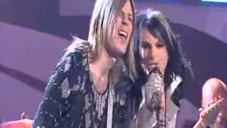 esc07 sweden the ark   the worrying kind