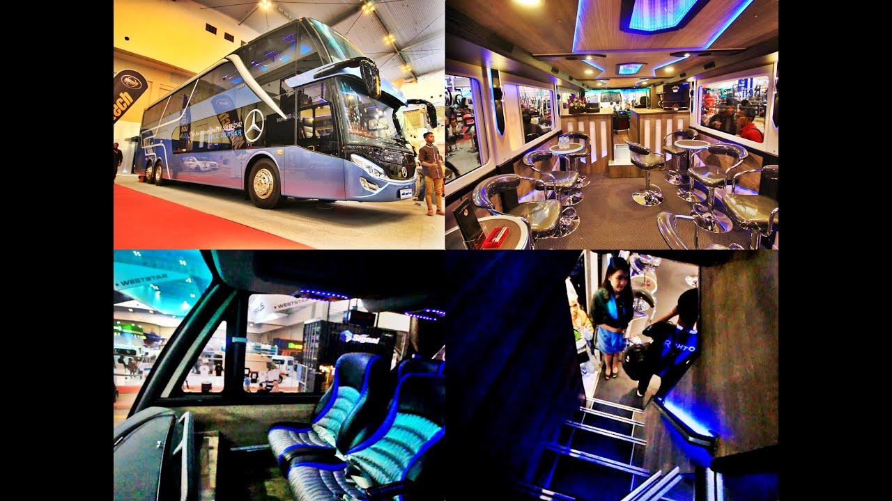 interior mewah bus double deckker adiputro seharga 3 5