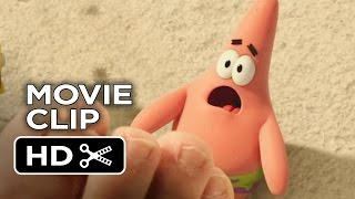 The SpongeBob Movie: Sponge Out of Water Movie CLIP - Beached Porpoise (2015) - Animated Movie HD