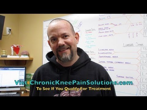 Dr. Karl Johnson Employs Trigenics® to End Scott's Knee Pain in Minutes