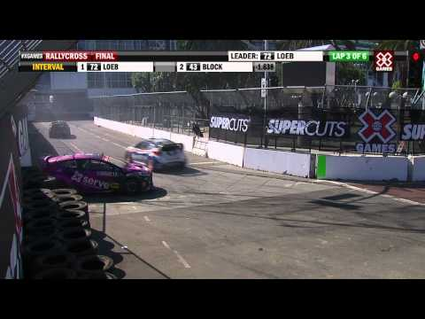 X Games Los Angeles 2012: RallyCross Finals - ESPN X Games
