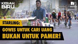 Download lagu Kerah Biru: Starling atau Kopi Keliling Gowes Sepeda Untuk Cari Rezeki, Bukan Buat Instastory!