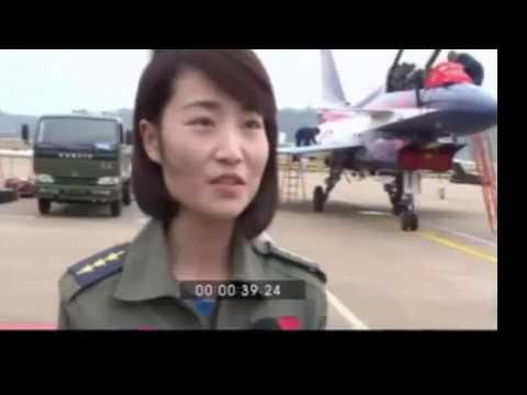 Horrific crash kills Yu Xu, 1st woman to fly China's J-10 fighter