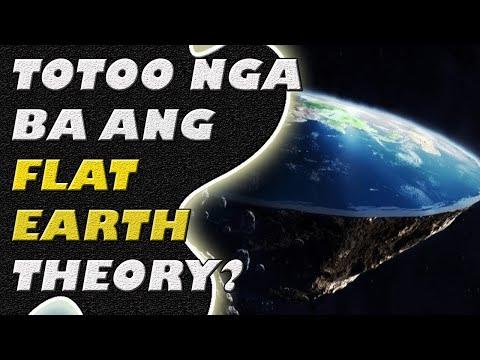 Totoo Ba Ang Flat Earth Theory?  | 5 Argumento Na Flat Ang Mundo | Jevara PH thumbnail