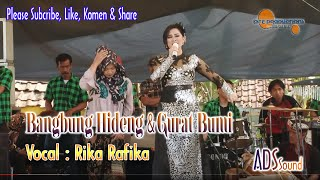 Bangbung Hideung & Gurat Bumi - Voc : Rika Rafika - Live di Sukaati Ciwidey