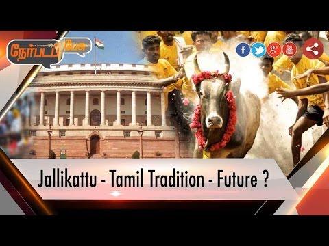 Nerpada Pesu : Jallikattu - Tamil Tradition - Future ?   13/01/17   Puthiya Thalaimurai TV