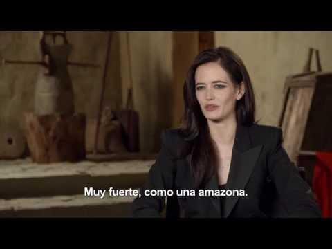300: El Origen de un Imperio - Entrevista Eva Green (Artemisia) HD