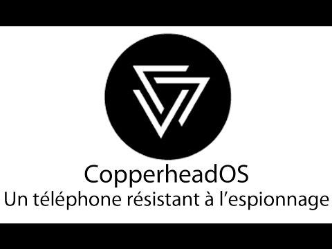 CopperheadOS - Un téléphone résistant à l