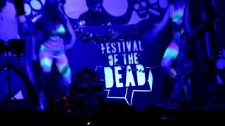 Festival of the dead ,Leeds 2018