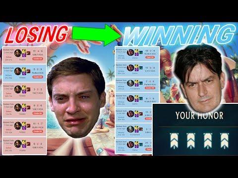 TURNING LOSING STREAK INTO 7 GAME WINNING STREAK