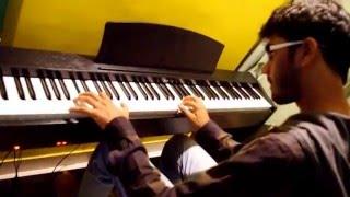 Yeh Kaali Kaali Aankhein Piano Cover