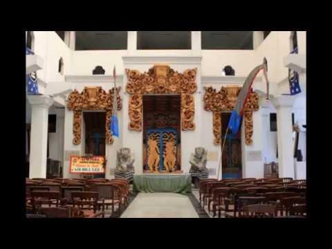 Indonesia places visit - Bali - Nyoman Gunarsa Museum - nyoman gunarsa biography - museum gallery