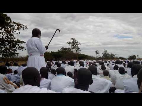 St Clements John Marange Sabata-Kwese kwese July 2016
